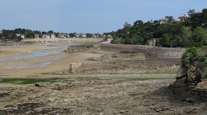 Le littoral de Saint-Briac est-il réellement protégé?