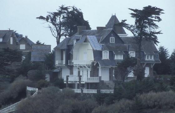 Photo n° 2 prise fin décembre 1999 juste après la tempête qui a frappé la région