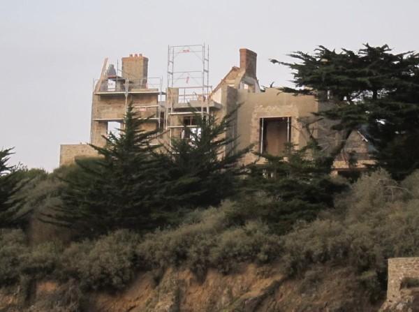 Photo n° 3 prise le 26 novembre 2011 pendant les travaux